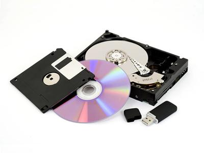 各種メモリカード類のデータ復旧